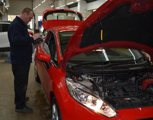 Repairing Your Car's Bodywork